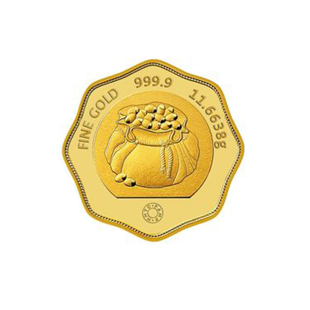 11.66 Grams 999 Purity MMTC PAMP Tola Yellow Gold Coin-MMTCGOLDTOLA11.66 MMTCGOLDTOLA11.66-2.jpg