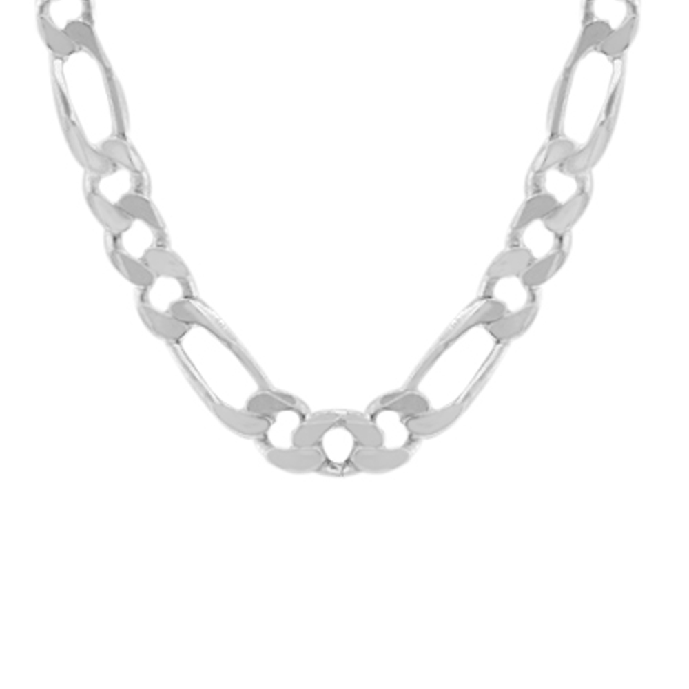 Silver Traditional 925 Purity Silver Twisted Link Chain-MSC2 MSC2-1.jpg