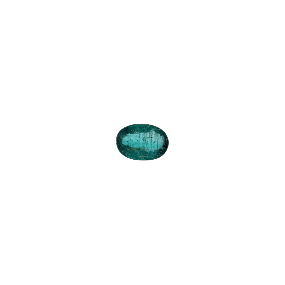 Natural 3.41 Cts Oval Faceted Emerald Gemstone SPJ13-1.jpg