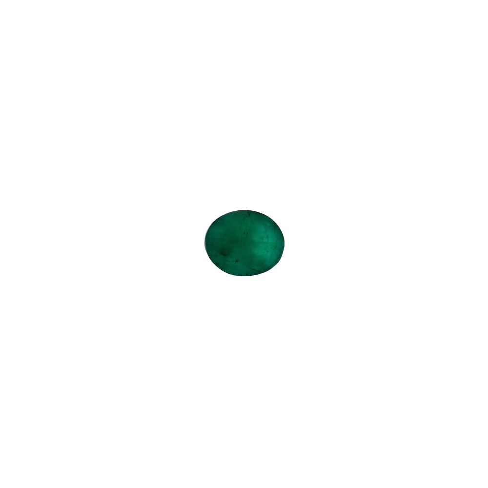 Natural 3.6 Cts Oval Faceted Emerald Gemstone SPJ24-1.jpg