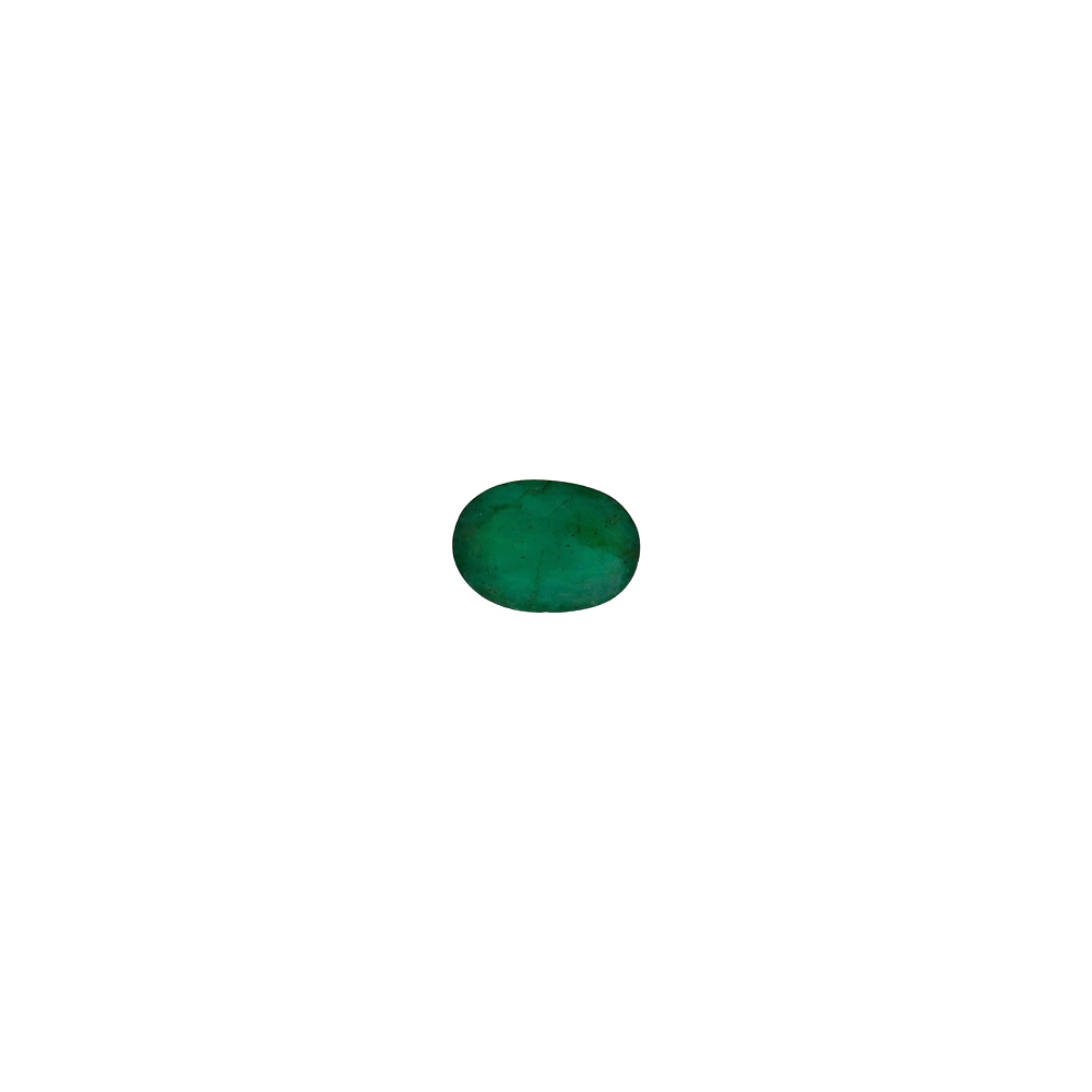 Natural 3.32 Cts Oval Faceted Emerald Gemstone SPJ25-1.jpg