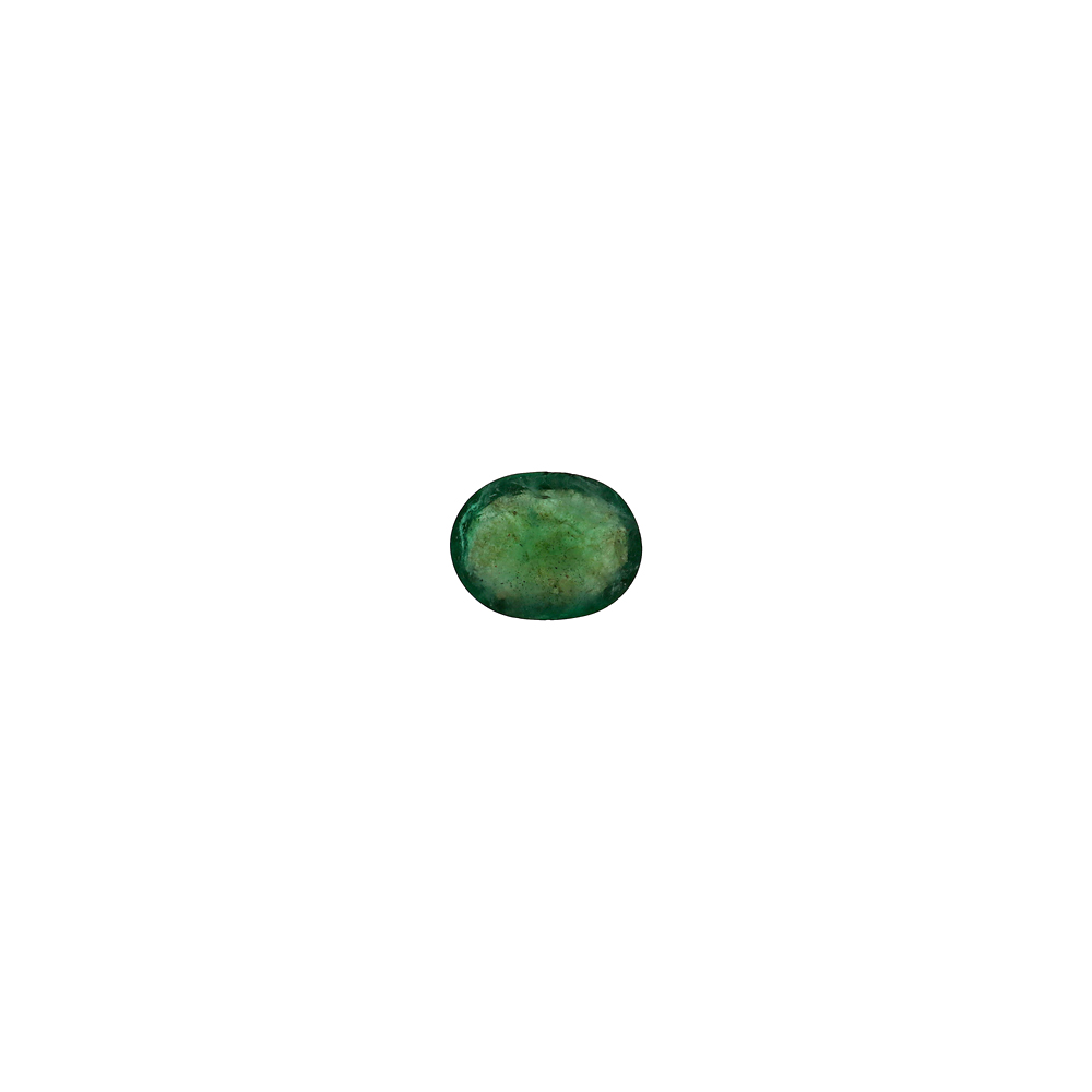 Natural 2.96 Cts Oval Faceted Emerald Gemstone SPJ26-1.jpg