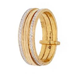 22kt Perfect Gold Ring For Women -11-A2953