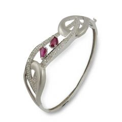 Diamond Kada , Bracelets -DB275