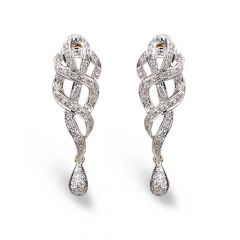 Diamond Earrings - D071