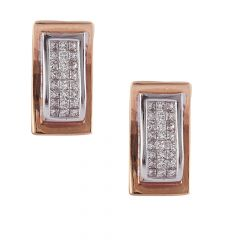 Diamond Cufflinks , Gents Accessories -30000864
