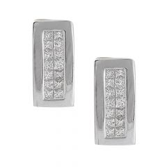 Diamond Cufflinks , Gents Accessories -30000863