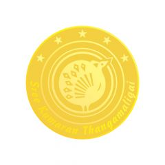 1 Gm Gold Coin