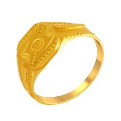 Fab Traditional Gold Ring