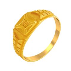Deluxe Gold Ring For Him