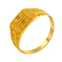 Glorious Gold Ring For Him