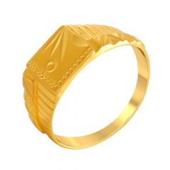 Supreme Gold Ring For Him