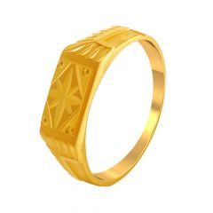 Marvellous Traditional Gold Ring