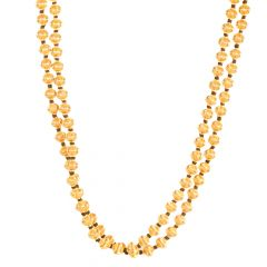 22kt Gold Ball Jomale Necklace - 25575