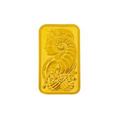 Lady Fortuna Suisse 20 Gms 999 Purity Fine Gold Bar