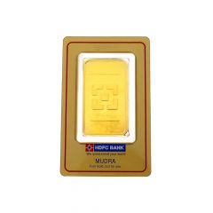 HDFC 50 Gms 999 Purity Fine Gold Bar