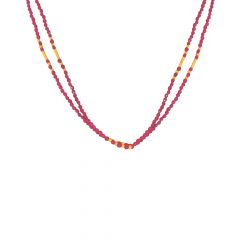 Traditional Gemstone Necklace