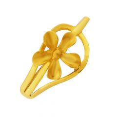 Allure Floral  Gold Ring-GRVN-5815
