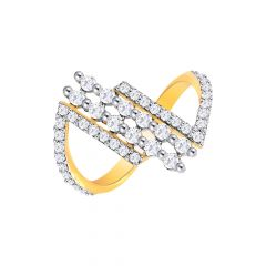 Stylish Diamond Ring