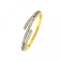 Elite Cluster Daily Wear Diamond Ring -D2770