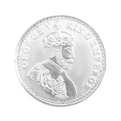 999 Purity 20 Gms George V King Silver Coin -GeorgeVking 20gm