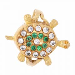 Turtle Gold Ring For Women-453-A1408