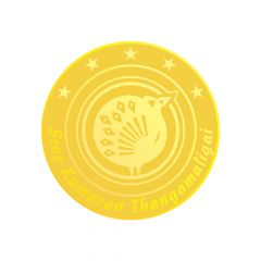 4 Gm 916 Purity Gold Coin