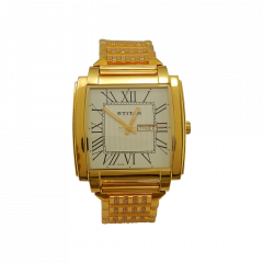 Gold - Watch Belt - 22kt - 75732