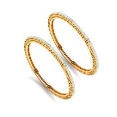 Reggie Diamond Bangle - BG20