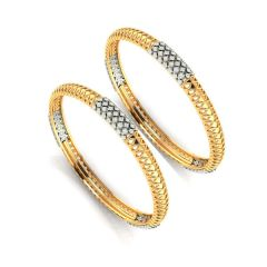 Adella Diamond Bangle - BG21
