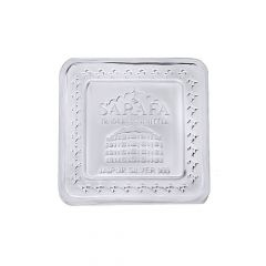Sarafa Traders Committee 10 Grams 999 Purity Queen Victoria Silver Coin