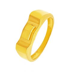 Dainty Gold Ring For Him