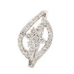 Atuona Design Diamond Ring-D-LRNG1021-2027