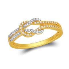 The InfinityDiamond Ring - DM3DRF10061K1