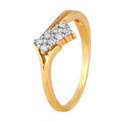 Prong Set Diamond Ring - DRI67