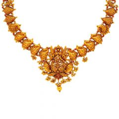 Oplunt Gold Necklace