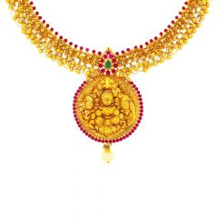 Enchanting Gold Necklace