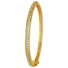 Eternity Diamond Openable Bangles - ic31186j(db)