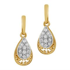 DROSHI DIAMOND EARRINGS - JEF19030Q