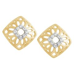Crekja Diamond Earring - JEF38970B