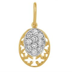 NETTO DIAMOND PENDANT - JPF34230F