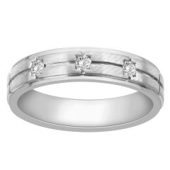 Trois Diamond Band - JRC06620A