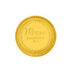 10 Gms. 999 Gold Coin