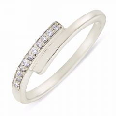 Pave diamond ring - SVTM-201-0111