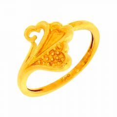 Autumn Gold Ring