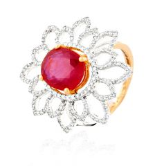 Diamond Cocktail , Rings -A218