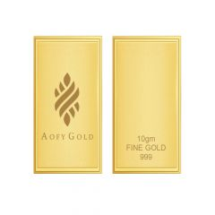 10 Gms 999 Purity Gold Bar