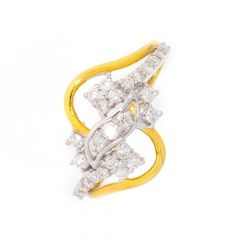 Zarak Design Diamond Ring-D-LRNG1035-2240