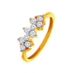 Elegant Regular Wear Diamond Ring
