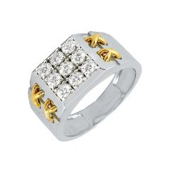 Diamond Ring - Dri654